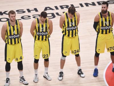 Basket, Playoff Eurolega 2019: il Fenerbahce sbanca Kaunas. Datome e Melli tornano alle Final Four