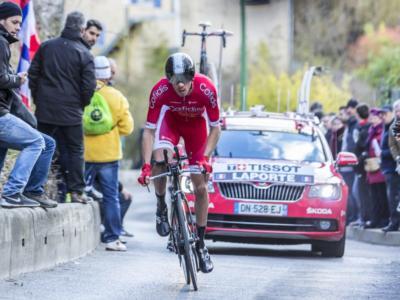 Etoile de Bessèges 2021: Christophe Laporte anticipa il gruppo nella prima tappa. Quarto Nizzolo