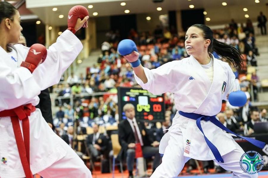 Karate Preolimpico
