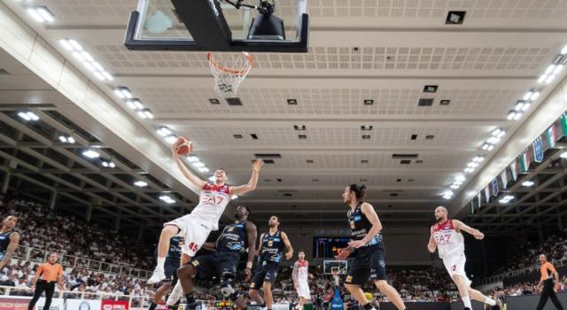 Basket, Finale Scudetto 2018: serie in parità, chi rifilerà il primo match point?