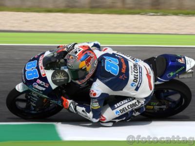 Moto3, GP Germania 2018: risultato e classifica qualifiche. Altra pole position per Jorge Martin. Enea Bastianini terzo, Marco Bezzecchi settimo