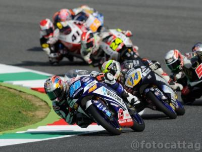 LIVE Moto3, GP Germania 2018 in DIRETTA: Jorge Martin in pole position. Bastianini in prima fila, Bezzecchi in terza