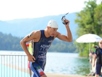 Triathlon, Europei sprint Kazan 2019: i convocati dell'Italia. Due azzurri in gara in Russia