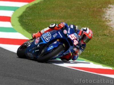 Moto2, GP Italia 2018: risultati e classifica prove libere 3. Mattia Pasini il più veloce ma che equilibrio! Francesco Bagnaia insegue