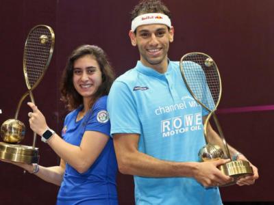 Squash: doppio trionfo egiziano alle World Series Finals 2018