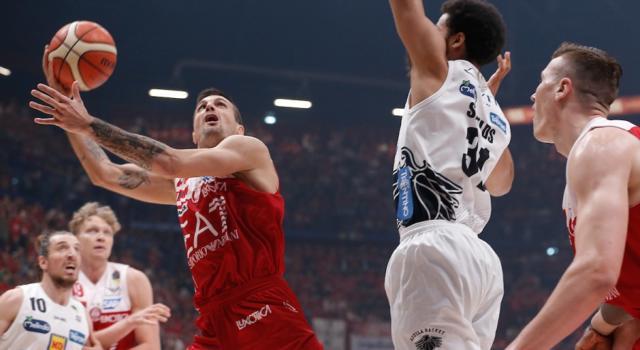 LIVE Trento-Milano, Gara-6 Finale basket in DIRETTA: OLIMPIA CAMPIONE D'ITALIA! Vittoria 96-71 in gara-6