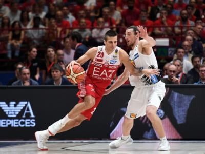 LIVE Basket, Trento-Milano in DIRETTA: la Dolomiti vince gara-3 (72-65) e riapre la serie
