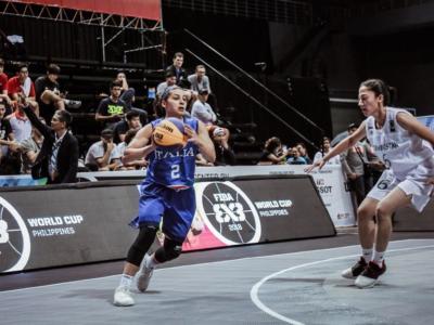 Basket 3×3, Europei 2018: Italia in cerca di conferme dopo il titolo mondiale, tra gli uomini favorita la Serbia