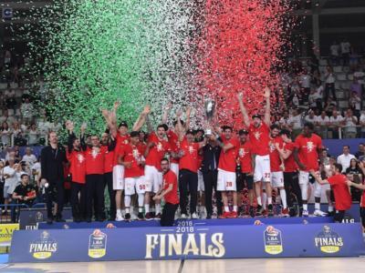 Basket, Finale Scudetto 2018: Milano CAMPIONE D'ITALIA. Trento si arrende in gara-6, Olimpia al 28° tricolore