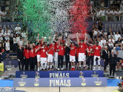Basket: Milano dopo lo Scudetto c'è l'Europa. Tra conferme e nuovi arrivi (Della Valle)