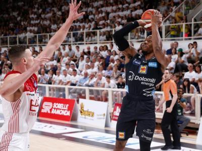 """Basket, le prime parole di Dominique Sutton da giocatore di Brindisi: """"Aiuterò la squadra portando energia e durezza mentale"""""""