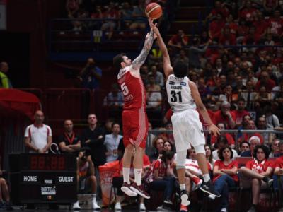 Basket, Trento-Milano: gara-3 Finale Scudetto. Orario d'inizio e come vederla in tv. Il programma completo