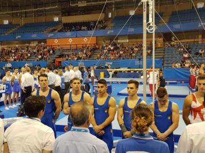 LIVE Ginnastica, Giochi del Mediterraneo in DIRETTA: Finale all-around maschile. Vince Georgiou, Sarrugerio settimo, Russo nono