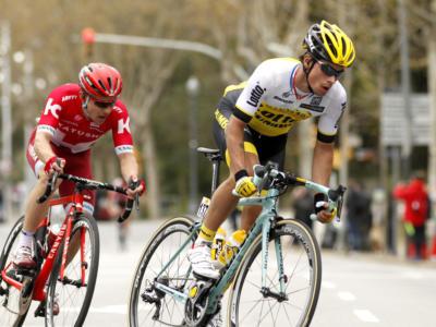 Tour de France 2018, Primoz Roglic stacca tutti in discesa nel tappone pirenaico. Thomas gestisce, Froome esce dal podio