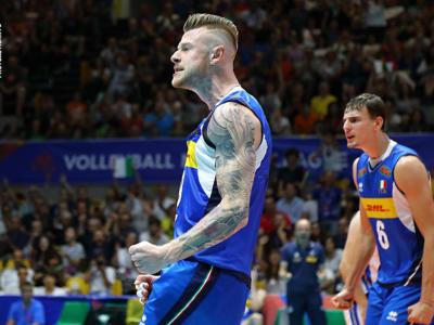 Volley, Mondiali 2018: i convocati dell'Italia. Scelti i 14 azzurri, la lista finale: spiccano Zaytsev e Juantorena, tagliato Antonov
