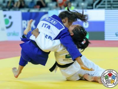 Judo, Grand Prix Zagabria 2018: ultima giornata amara per l'Italia. Giappone vince il medagliere
