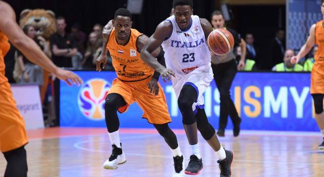Basket, Serie A: Awudu Abass è ufficialmente un nuovo giocatore di Brescia