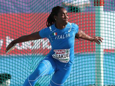 Atletica, Mondiali 2019: Daisy Osakue si ferma a 57.55 nel disco, addio sogni di finale. Personale lontano 4 metri
