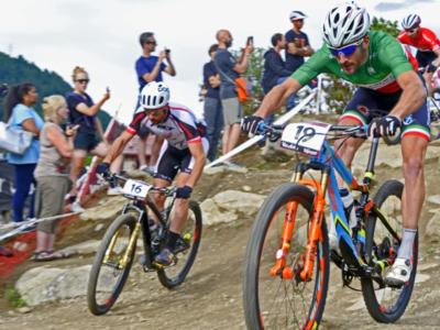 Mountain bike, Coppa del Mondo Albstadt 2019: Mathias Flueckiger vince davanti a Mathieu Van der Poel, 14° Gerhard Kerschbaumer