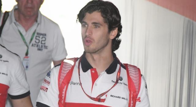F1: Antonio Giovinazzi l'anno prossimo in Alfa Romeo-Sauber? Le quotazioni del pilota italiano sono in ascesa