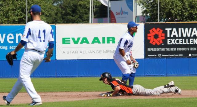 Baseball, Haarlem Week: Italia vincente per 3-1 contro la Germania, nel playoff ci sono i padroni di casa olandesi