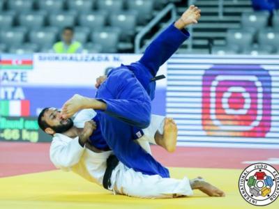 Judo, Grand Prix Zagabria 2018: Carlino e Milani chiudono al quinto posto. Giappone e Ucraina testa a testa nel medagliere