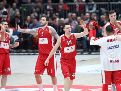 Calendario Eurolega Basket 2018-2019: le date, gli orari e tutte le partite dell'Olimpia Milano