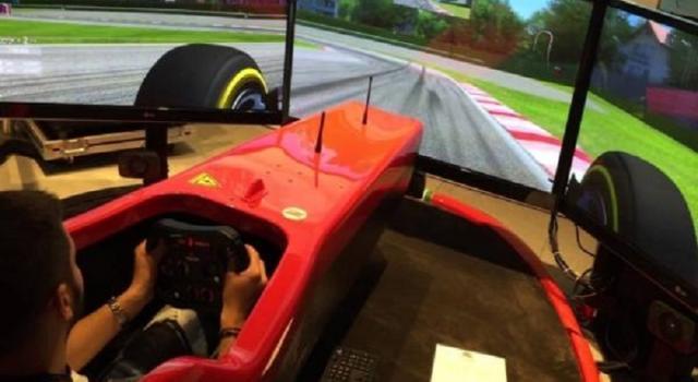 Simulatori di guida professionale: sempre più aziende e persone vogliono provare i simulatori F1 e non solo…