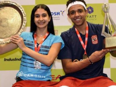 Squash: l'Egitto trionfa su tutti i fronti ai Mondiali junior 2018