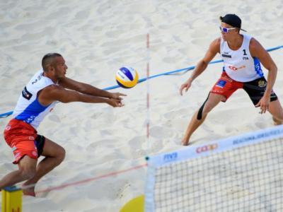 Beach volley, World Tour 2019, The Hague. Azzurri in campo a caccia degli ottavi di finale