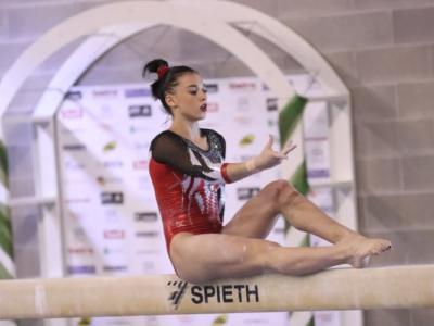 Ginnastica, Olimpiadi Giovanili 2018: Giorgia Villa scatenata al volteggio! Prima col doppio avvitamento, in testa a metà qualificazioni