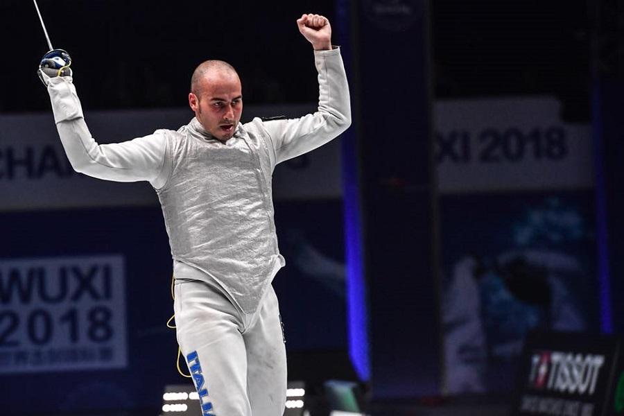 Olimpiadi Tokyo 2021, Scherma: Alessio Foconi, scheda e palmares