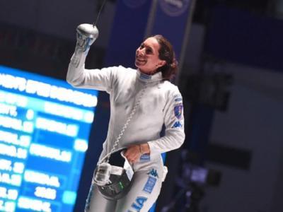 Scherma, Grand Prix Doha 2020: sei spadiste azzurre al tabellone principale