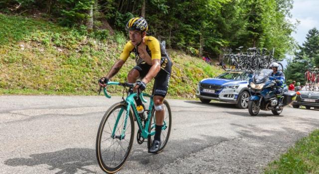 Ciclismo, Giro di Romandia 2019: Primoz Roglic conquista tappa e maglia