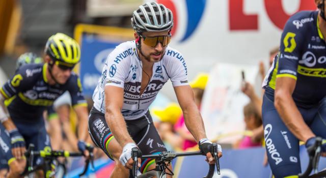 Tour de France 2018, risultato 13ma tappa: Peter Sagan concede il tris. Battuti Kristoff e Demare