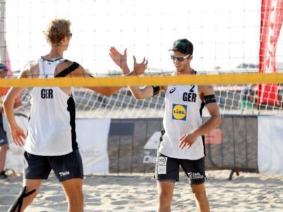 Beach volley. Una domenica bestiale: che sfide nei tornei nazionali europei! In campo Sorum, Thole e Brouwer