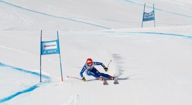 Sci alpino, infortunio per Federica Brignone: problemi al ginocchio sinistro per l'azzurra