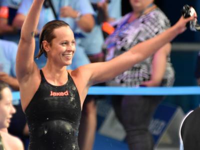 """Nuoto, Trofeo Nico Sapio 2018: Federica Pellegrini """"Sono soddisfatta, domani torno sui 200 stile libero"""""""