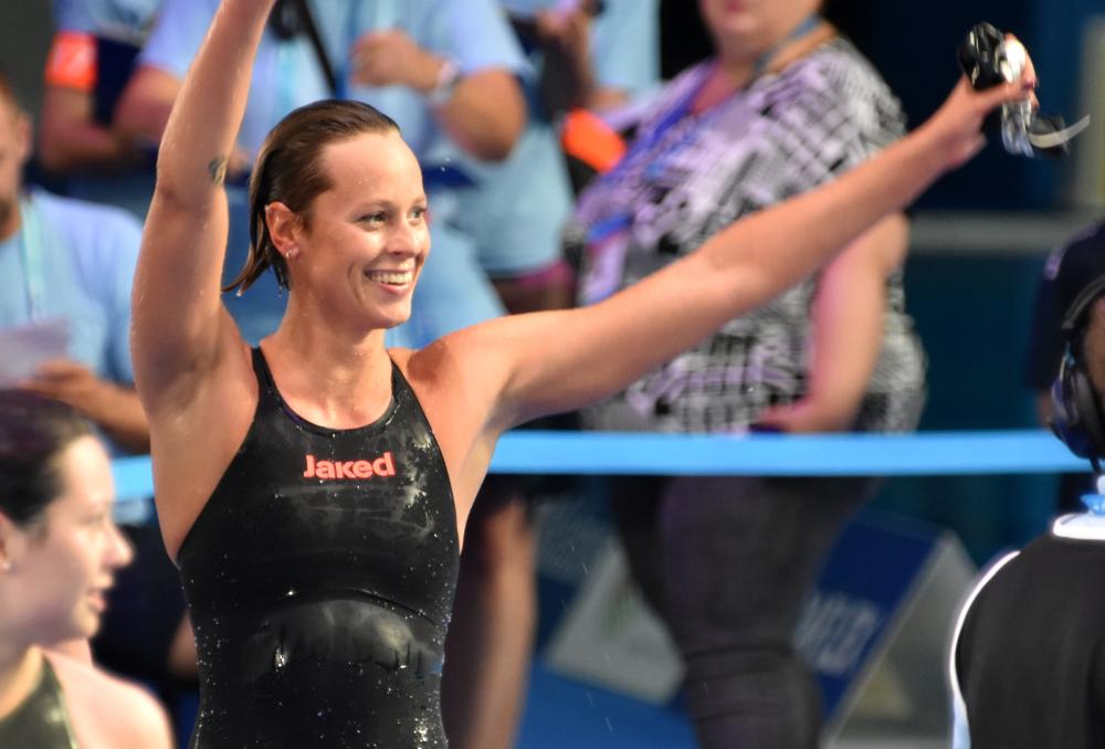 Nuoto, tutte le medaglie vinte in carriera da Federica
