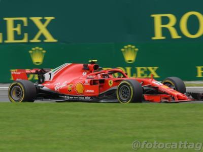 LIVE F1, GP Italia Monza 2018 in DIRETTA: super Ferrari nelle prove libere 3. Hamilton prega nella pioggia