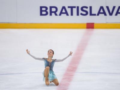 Pattinaggio artistico, Junior Grand Prix Canada 2018: Anna Shcherbakova e Tomoki Hiwatashi al comando dopo lo short della specialità del singolo.