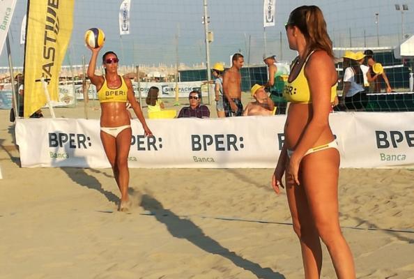 BPER Beach Volley Italia Tour 2018, Cesenatico. Benzi/Bertoli e Colombi/Breidenbach si prendono tutto nella ...