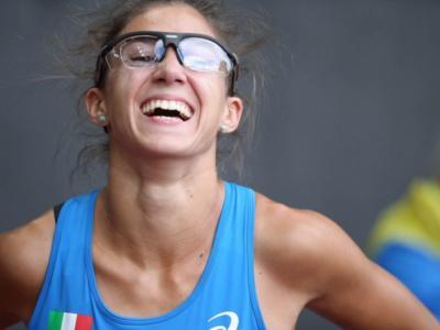 "Atletica, Irene Siragusa: ""Marzo e aprile i mesi più duri a livello mentale e fisico"""