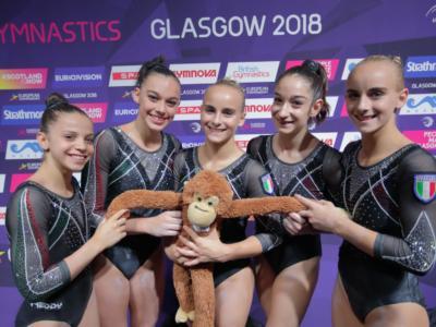Ginnastica, Europei 2018: l'Italia guarda al futuro, che dominio coi giovani. Ma le zero medaglie dei seniores per il terzo anno…