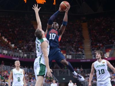 """Basket, Kobe Bryant alla Cnn: """"Tre ragazze sarebbero in grado di battersi in NBA"""""""