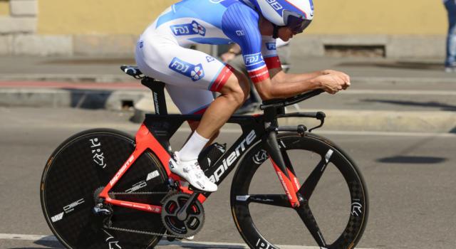 Classifica Vuelta a España 2018: Molard resta al comando, guadagna posizioni Fabio Aru