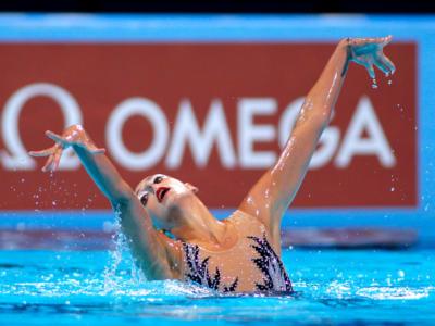 Nuoto sincronizzato, Europei 2018: Linda Cerruti la stacanovista di classe di un'Italia da en plein