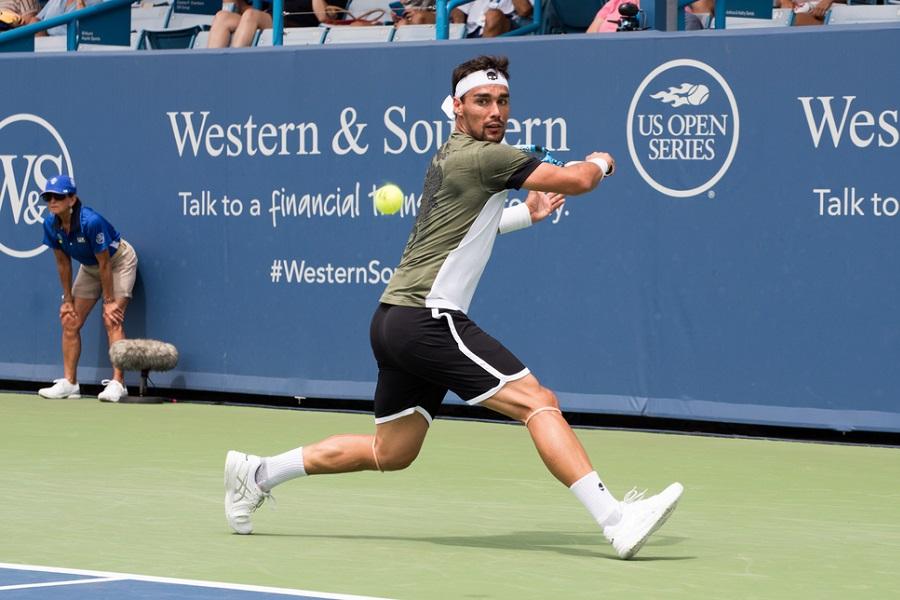 Tennis, ATP Masters 1000 Cincinnati 2019: Fabio Fognini dà forfait ...