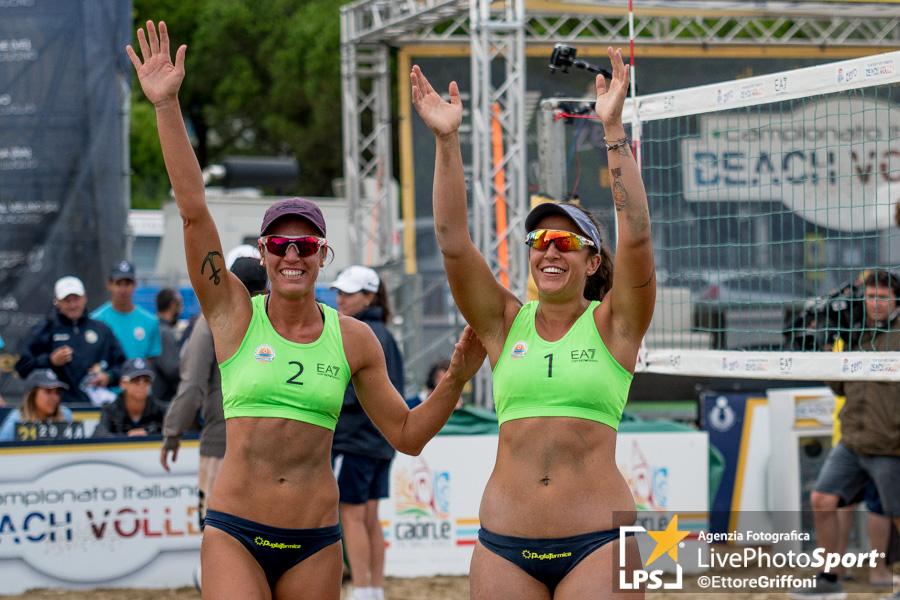 Beach volley, Campionato Italiano 2021 Sanremo. Seconda tappa tra novità e conferme. Le liste di ingresso