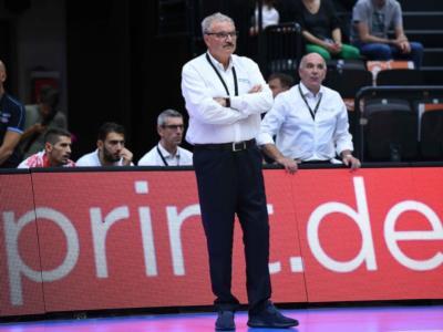 """Basket, Qualificazioni Mondiali 2019, Italia-Polonia è stata presentata a Bologna. Sacchetti: """"Dobbiamo farci perdonare per l'ultima partita"""""""